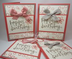 Hi Stampers, Happy Tuesday Friends , Here are a few Birthday cards I made last week for birthdays that are coming up in November . I used the Playful Backgrounds stamp set # 141920 I used Tip Top T Birthday Surprise For Mom, Valentines Day Birthday, Birthday Gifts For Teens, Handmade Birthday Cards, Happy Birthday Cards, Teen Birthday, Kids Background, Birthday Background, Kids Cards