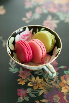 10 cute high tea ideas - Parisian chic - Page 3 - Food Photos from Better Homes and Gardens - Yahoo!7