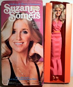 Mego's 1978 Suzanne Somers as 'Chrissy' of Three's Company doll