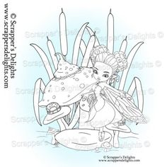 Fairy Steps V1 Many of you asked if I could sell some of the images within the digital colouring book  separately and in all formats so here they are.  1 Design 3 Images in total  JPG & PNG format  THIS IMAGE IS WITHIN THE  Fairies And Pixies V1 Coloring Book Digital Download http://scrappersdelights.com/store/index.php?main_page=product_info&cPath=211&products_id=967   Simply print and colour in as you would a traditional rubber stamp or leave clear Perfect for Stitching, Painting, Coloring…