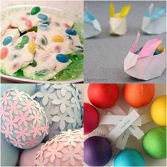 Easter Crafts & Ideas - from Egg decorating, to Easter Lambs, to Easter Garlands and Easter treats. Your crafty one stop shop for Easter is here!
