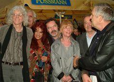F.K.Waechter, Pit Knorr, Marietta und Manfred Deix, Inge und Hans Traxler, Robert Gernhardt