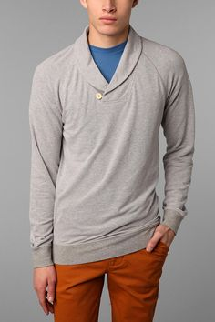 CPO Shawl Pullover Shirt  #UrbanOutfitters