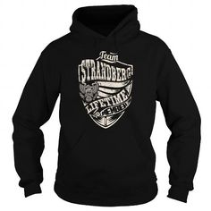 Awesome Tee Last Name, Surname Tshirts - Team STRANDBERG Lifetime Member Eagle T shirts