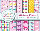 Unicorn paper digital.