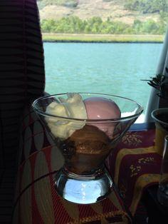 Sorbet on the Rhone River. # AMADagio