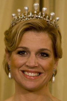 Maxima Koningin der Nederlanden #queen