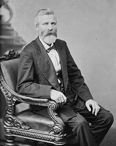 William F. Slemons, commander 2nd Arkansas Cavalry Regiment