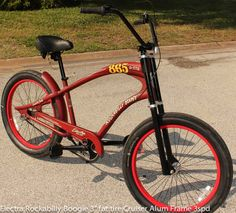 Electra Cruiser - One-of-a-kind
