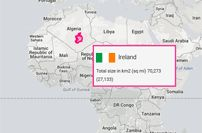 Scoilnet Maps   Web Mapping for Irish Schools – Web Mapping for Irish Schools Scale Map, Ireland Map, Projection Mapping, All Schools, Republic Of Ireland, Greenhouse Gases, Sustainable Development, Aerial Photography, Cool Websites