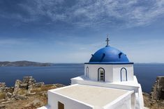 Are you looking for a Greek island away from the tourist crowds? Head to Astypalea - here's a post with practical info and what to see in this paradise! Greek Islands, Taj Mahal, Building, Travel, Pictures, Greek Isles, Viajes, Buildings, Destinations
