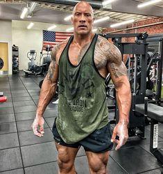 The Rock Dwayne Johnson, Rock Johnson, Dwayne The Rock, Dwayne Johnson Muscles, Love Fitness, Muscle Fitness, Mens Fitness, Health Fitness, Fitness Sport