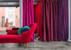 DIVA: Vellut ignifug per cortines i tapisseria. / Terciopelo ignifugo para cortinas y tapicería. #EN13773 #EN1021 1+2 #FR #Ignifugo #Ignifug #Terciopelo #Vellut #Velvet #EnglischDekor #OntarioFabrics