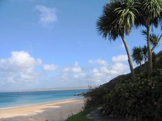 St Ives, Cornwall, yes really.