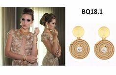 Brinco Acessório em Palha de Buriti BQ18.1😍  Entrem em nossa loja online no site www.palhasbrasil.com.br e confiram nossas lindas peças! 😍  Página do Facebook: Palhas Brasil  #palhasbrasil #biojoias #palha #palhadeburiti #buriti #lancamento #semijoias #artesanato #colar #pulseira #brinco #braceletes #empalhadeburiti #acessorioempalhadeburiti