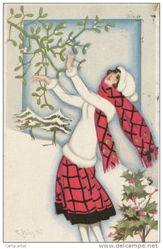 Chiostri Christmas Lady