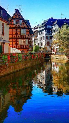 Strasbourg, Alsace Region, France