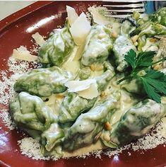 Tortellaci vegetariani  #prestofresco #italianfood #italien #pasta #pizza #restaurantitalien #mangeritalien #gourmand #gastronomie #food #cucinaitaliana #italiancuisine