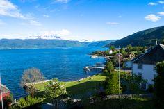 visiting Norway