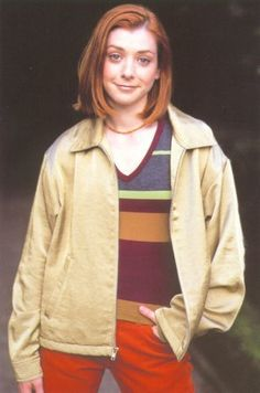 Willow Rosenberg. The first nerd chick that made me feel like I could be cool and sexy ...you know BEFORE they made her an emo lesbian intent to destroy the world:(