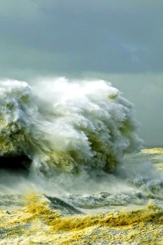 Waves....