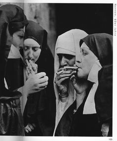 The Smoking Nuns