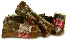 Merrick's Jerky Bone - tasty dog treats