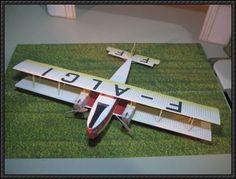 Lioré et Olivier LeO 21 Biplane Paper Model Free Download - http://www.papercraftsquare.com/liore-et-olivier-leo-21-biplane-paper-model-free-download.html