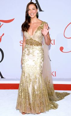 Ashley Judd from 2015 CFDA Fashion Awards: Red Carpet Arrivals | E! Online