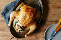 How to Roast a Chicken Without a Recipe  on Food52