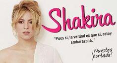 Shakira Confirma Segunda Gravidez à Revista Cosmopolitan México http://evpo.st/1wHZ322