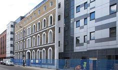 'Prison-like' student housing wins Carbuncle Cup for worst building  UCL accommodation with windows facing on to walls reveals a wider problem with the standard of student housing.     Oliver Wainwright