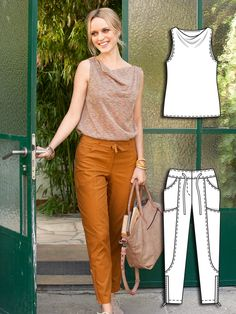 Spice Up Your Life: 11 New Sewing Patterns – Sewing Blog | BurdaStyle.com