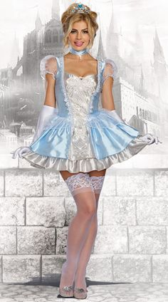 Sexy Halloween Costumes for Women & Other Adult Costumes Cinderella Halloween Costume, Hot Halloween Costumes, Girl Costumes, Adult Costumes, Princess Costumes, Women Halloween, Sexy Dresses, Gypsy Costume, Sexy Costumes For Women