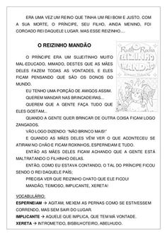 Apostila para trabalhar textos variados Primary School, Journal, Synonym Activities, Activity Books, Creative Activities, Learning Stations, Reading Workshop, Cello Sheet Music, Cursive
