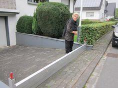 Flood Prevention, Flood Wall, Flood Barrier, Tropical Houses, Aluminium, Entryway Decor, Tiny House, Diy Home Decor, Easy Diy