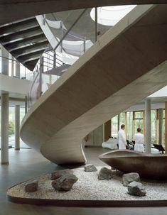 Romerbad Spa Bad Kleinkirchheim, Austria Behnisch Architekten