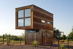 Marfa 10 × 10    Candid Rogers Studio   West Texas, USA   2012