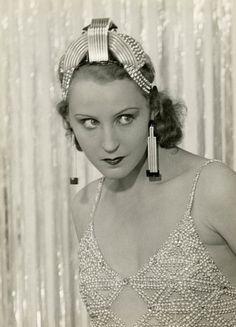 Brigitte Helm - L'Argent -1928 - Marcel L'Herbier