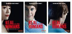 BDDP UNLIMITED signe une campagne 360 pour le lacement de la seconde saison de Real Humans, la série événement de ARTE.   http://www.minutecom.com/?p=2134 #publicité