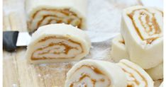 These peanut butter pinwheels are a sugary sweet confection that are simple to make and require only five basic ingredients. Don't you ju. Candy Recipes, Holiday Recipes, Snack Recipes, Christmas Recipes, Cooking Recipes, Snacks, Christmas Goodies, Christmas Candy, Christmas Treats