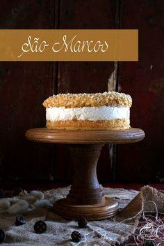 Intrusa na Cozinha: Bolo São Marcos {San Marcos Cream Cake}