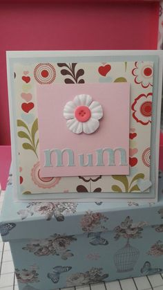 Mother's day or birthday card