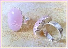 anillo de cuarzo rosa de untoquevintage.com