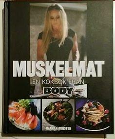Training according to Chrille: Bokrecension: MUSKELMAT: En kokbok från BODY Velvet