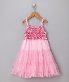 With so many little girls on their way...I may just have to get this for one of them. So sweet.
