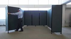 Portable Room Dividers 2