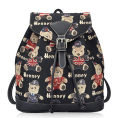 College Style Cartoon Bear Fashion Leisure Backpack|Fashion Backpacks - Fashion Bags- ByGoods.com