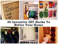 Hacks to Better your home