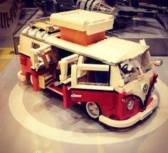 Lego VW Type 2